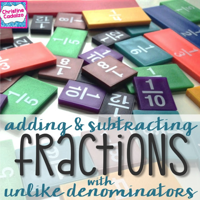 Adding & Subtracting Fractions with Unlike Denominators: Why Students Struggle