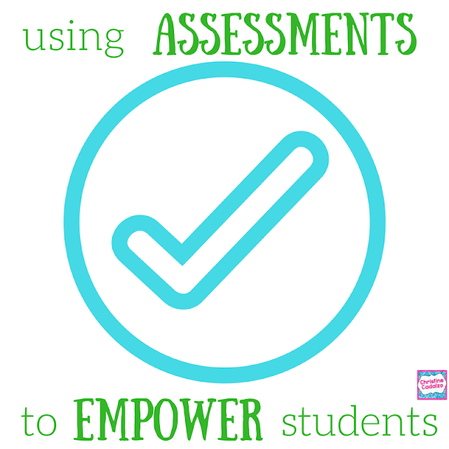 Empowering Students with Assessments