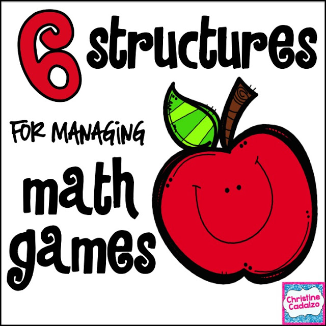 Managing Math Games: 6 Structures for Elementary Teachers