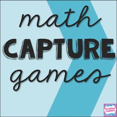 Common Core Math Capture Games