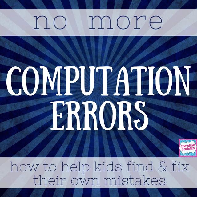 No More Computation Errors