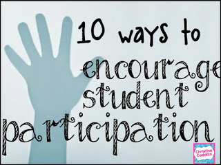 Increasing Student Participation