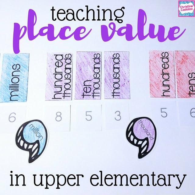 Place Value in Upper Elementary