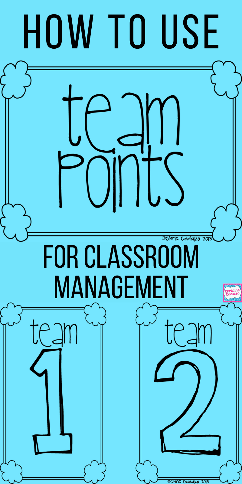 How to Use Team Points for Classroom Management (and Why it Works!)
