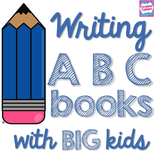 Writing ABC Books with Upper Elementary Students